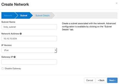 create network screenshot 2